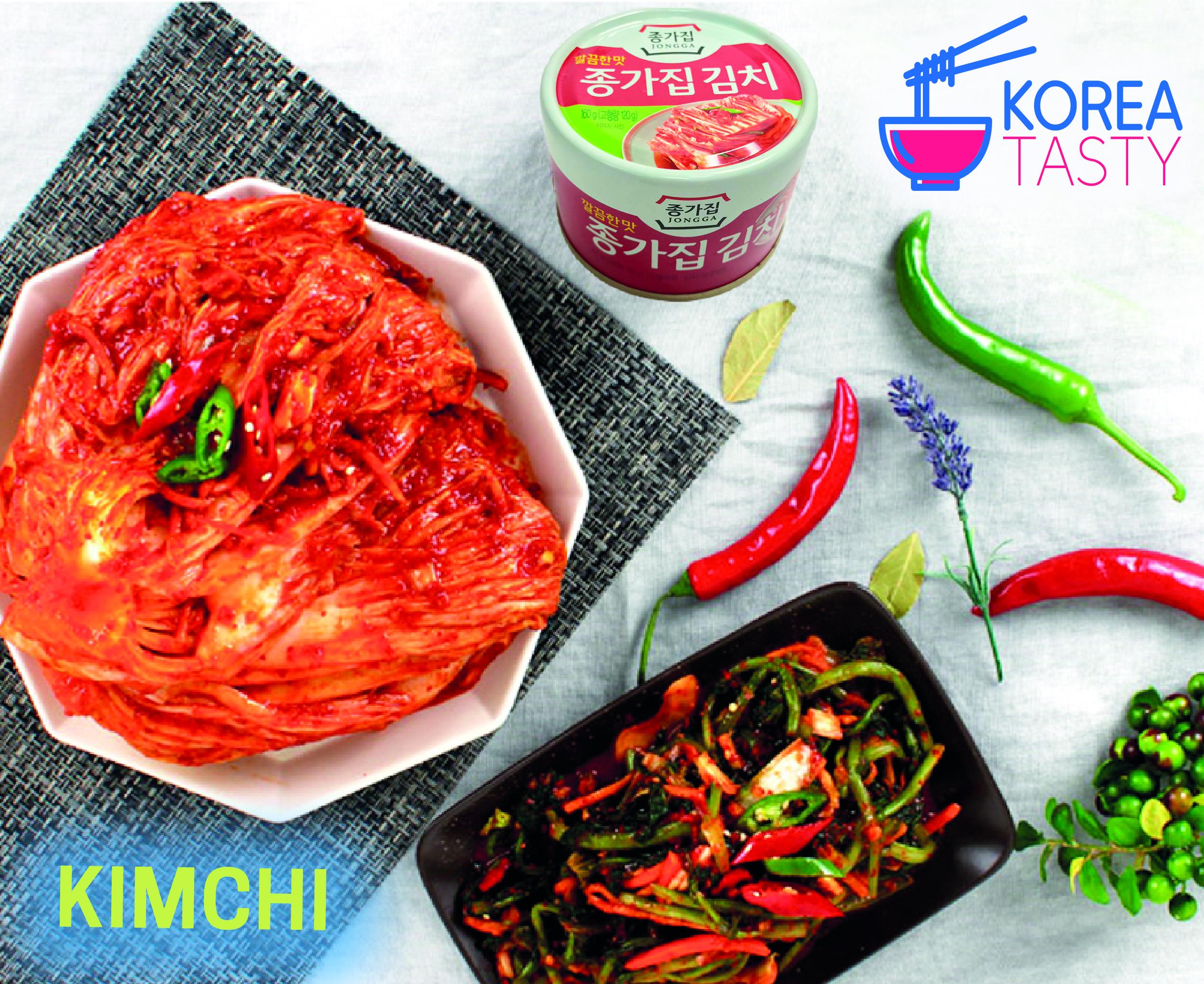 KIMCHI, el súper alimento del futuro